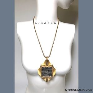 RAZZA Jewelry - RAZZA Zodiac Sagittarius Unisex Necklace Pendant